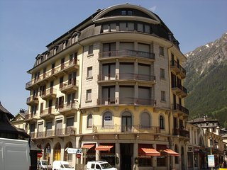 Comfortable apartment for 4 people in the heart of Chamonix