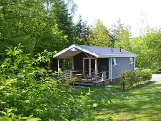 Comfortable cottage with microwave, located near the forest