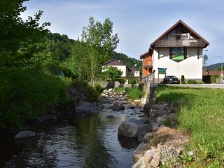 Appartment 2km from La Bresse, 4km from the slopes
