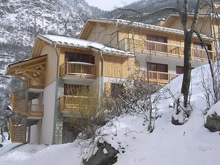 Well-kept and comfortable apartment near Val Thorens