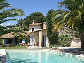Charming Villa in Vence with Swimming Pool