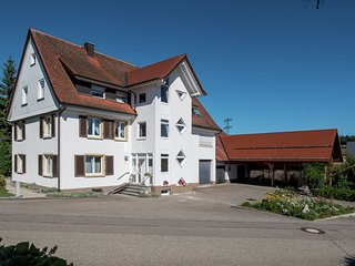 Cozy Apartment in Schwenningen with Garden