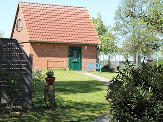 Lovely Holiday Home in the Zierow with Terrace