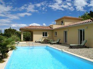 Luxurious Villa with Private Pool in Les Vans