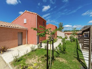Semi-detached home in the hinterlands of Languedoc
