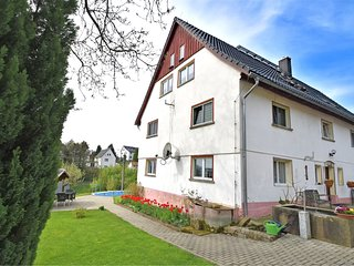 Holiday home in Saxon Switzerland - quiet location, big garden, grilling area