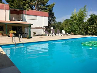 Modern villa in Pinet with private pool