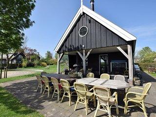 Spacious Holiday Home  in Kaag on Island on Dutch Coast