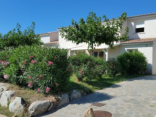 Beautiful, comfortably furnished holiday home in Corsica