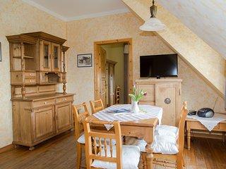 Minimalistic Apartment in Rerik with Garden