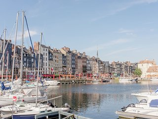 Cosy Studio Apartment in Honfleur near Harbour