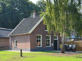 Detached authentic holiday home with view over the meadows of the Achterhoek