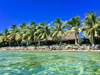 Nai Kawakawa Villa 5 Star Beach Front  Luxury Home