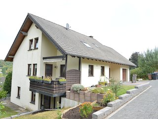Very spacious and comfortable ground floor apartment in stunning, rustic surroun