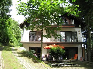 Quietly located appartment with sauna, ideal situated for (mountain-) bikers, mo