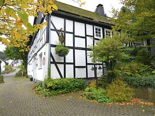Large holiday home in the Sauerland region with sauna, fitness equipment, garden