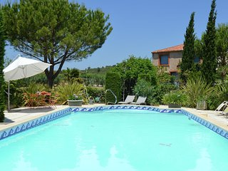 Beautiful Villa with swimming Pool in Cazouls-les-Beziers