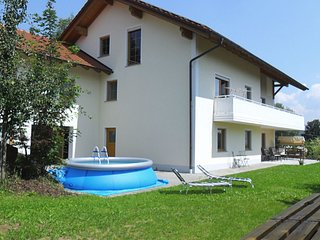 Family-friendly apartment in the middle of the Bavarian Forest