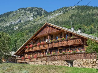 Boutique Chalet with Terrace in Abondance France
