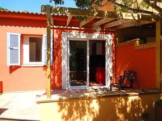 Splendid Holiday Home in Poggio-Mezzana on the Beachside