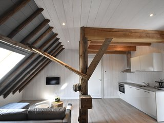 Spacious 2-person apartment on the coast of Noord-Holland province