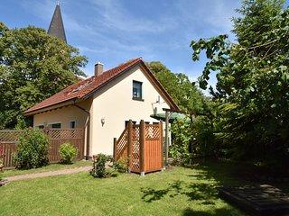Idyllic Holiday Home in Steffenshagen near the Forest
