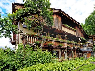Superb Savoyard traditional chalet located 500 m from the slopes
