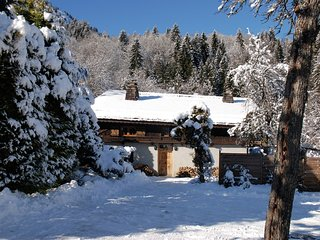 Charming, cosy renovated farm in Les Houches