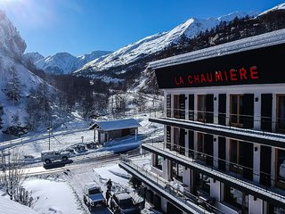 Fantastic apartment in a former hotel in Valloire