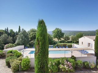 Comfortable apartment with air conditioning in the Luberon