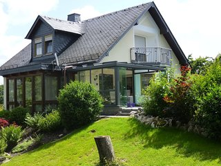 A comfortable holiday home in the Hunsrück region.