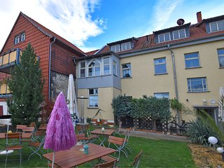 Spacious Apartment in Ballenstedt  Harz near Lake