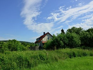 Beautiful apartment in the Hochsauerland region in a quiet location with garden