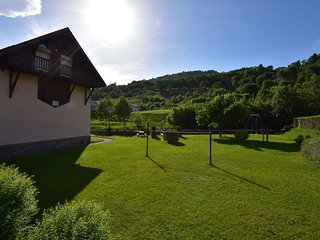 Beautiful Apartment in La Bresse near Ski Area