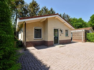 Modern holiday home with nice garden for 4 people, in Putten, the Veluwe