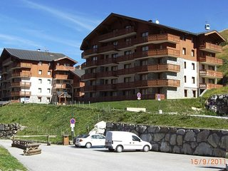 Comfortably furnished apartment at an altitude of 1900 m.