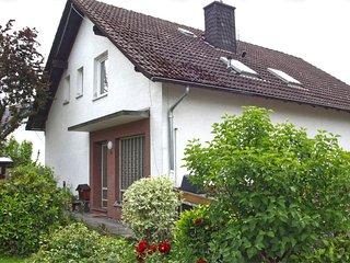 Quaint Apartment with Private Garden in Heringhausen