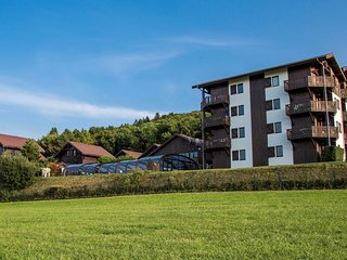 Attractive, rustic apartment in the termal town of Evian