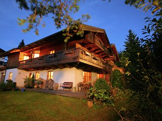 Comfortable apartment in Ruhpolding with a view of the Alps