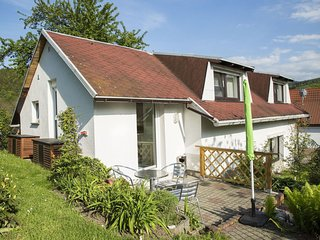 Holiday home near the Rennsteig in the Thuringian Forest with garden and terrace