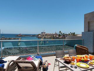 Apartment with a perfect location in the heart of Mogan, close to the beach