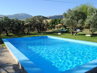 Cottage in Villanueva de la Concepcion with Private Pool