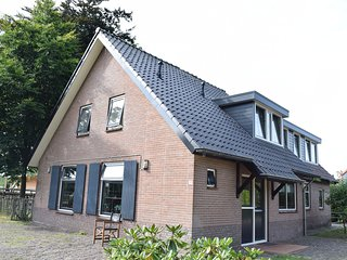 Spacious farmhouse with a barbecue near the Veluwe