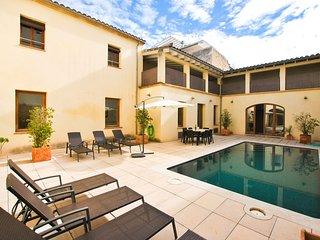 Sprawling Villa with Pool at Sa Pobla Balearic Islands