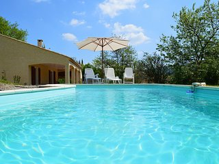 Modern Villa in Le Poujol-sur-Orb with Private Pool