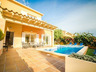 Spacious Villa with a Private Pool in Alcudia Majorca
