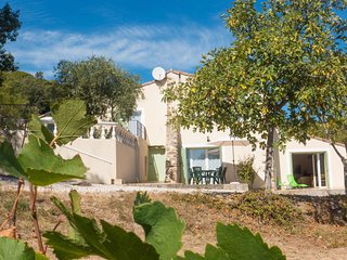 Family cottage at the doors of the Regional Natural Park of Haut Languedoc