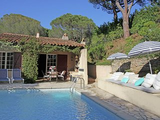 Charming holiday home with private swimming pool within short distance of Plage