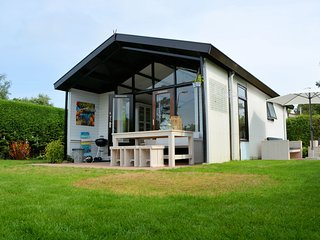 Upscale Holiday Home in Noordwijk near Sea