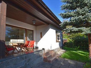 Holiday home in the Harz with private garden and comfortable terrace